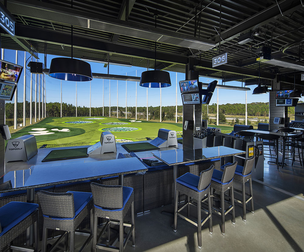 Employee Quarterly Event Topgolf Minneapolis Tradition